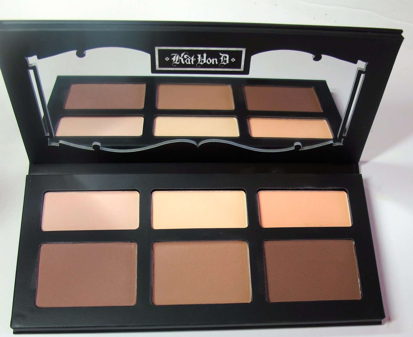 Kat Von D Shade & Light Contour Palette Review